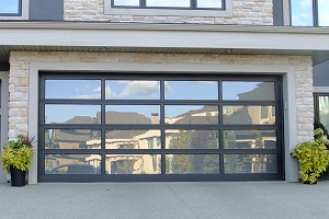 Residential Garage Door  Routine Garage Door Maintenance Glass door overhead garage door Home Glass door